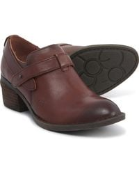Born Brown Timmons Ankle Shooties