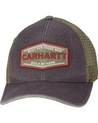 Carhartt Silvermine Baseball Cap - Gray