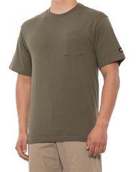 Dickies Genuine Pocket T-shirt - Green