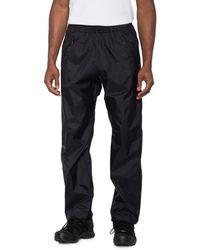 Marmot Precip(r) Full-zip Pants - Black