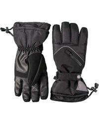 Rossignol - Soft Shell Snow Cuff Gloves - Lyst