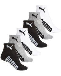 PUMA - Half-terry Socks - Lyst