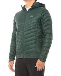Salomon Outspeed Down Jacket - Green