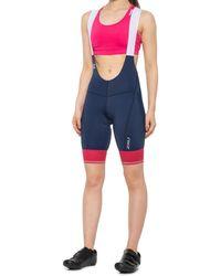 2XU Elite Cycling Bib Shorts - Blue