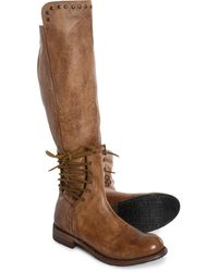 Bed Stu Loxley Knee-high Boots - Brown