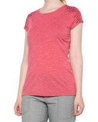Mammut Alnasca T-shirt - Pink