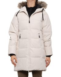 Kamik Nora Long Puffer Jacket - Multicolor