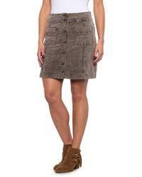 Prana Merrigan Skirt - Gray