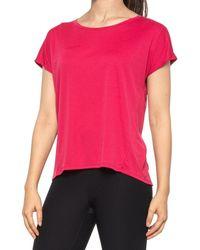 Mammut Pali T-shirt - Red