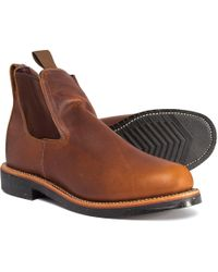 Chippewa - Renegade Chelsea Boots - Lyst
