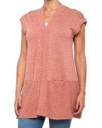 Aventura Clothing Frannie Cardigan Sweater - Pink