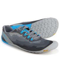 Merrell Vapor Glove 4 Trail Running Shoes - Blue