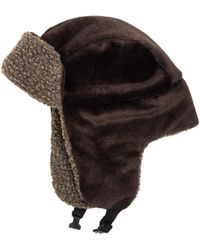 Chaos - Sherpa Trapper Hat (for Men) - Lyst