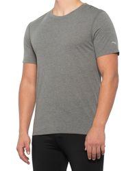 Mizuno Inspire T-shirt - Gray