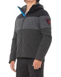 Rossignol Palmares Knit Primaloft(r) Ski Jacket - Black