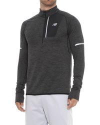 New Balance Heat Shirt - Gray