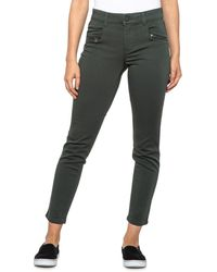 Democracy Abtechnology Ankle Jeans - Green