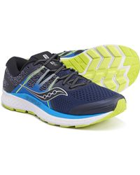Saucony - Omni Iso Running Shoes - Lyst