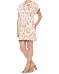 Faherty Brand Hana Dress - White