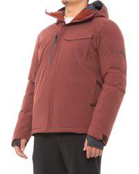Salomon Arctic Down Ski Jacket - Multicolor