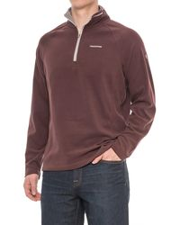 Craghoppers - Selby Microfleece Shirt - Lyst