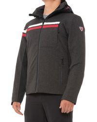 Rossignol Embleme Denim Primaloft(r) Ski Jacket - Black