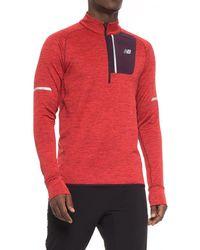 New Balance Heat Shirt - Red