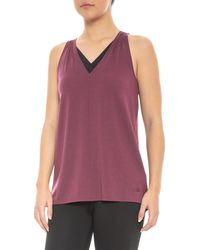 379da604a The North Face Vision Tank Top (for Women) in Green - Lyst
