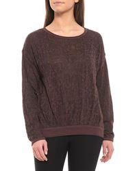 Prana - Prairie Grove Sweater - Lyst
