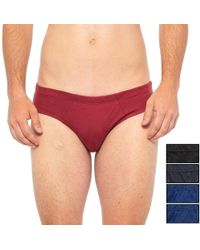 Reebok Low-rise Briefs - Red