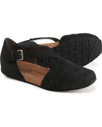 Teva Mahonia Mary Jane Shoes - Black