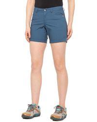 Mammut Roseg Shorts - Blue