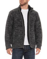 Tricots St Raphael - Reversible Sweater Jacket - Lyst