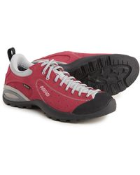 Asolo Made In Europe Shiver Gv Gore-tex(r) Hiking Shoes - Red