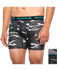 Reebok Core-performance Boxer Briefs - Black
