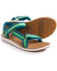 Teva - Original Universal Ombre Sport Sandals (for Women) - Lyst