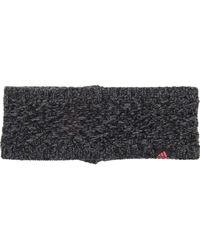 adidas Crestline Headband Accessories - Black