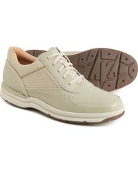 Rockport On Road Walking Shoes - White
