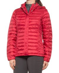 32 Degrees Short Down-synthetic Jacket - Red