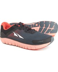 Altra Provision 4 Running Shoes - Blue
