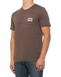 Howler Brothers Electric Pocket T-shirt - Blue
