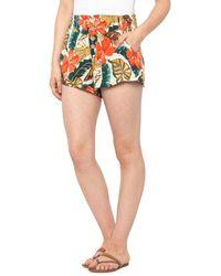 Rip Curl Tropic Coast Shorts - Blue
