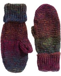 Parkhurst Harvest Mittens (for Women) - Multicolor