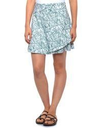 Eddie Bauer Kacey Skirt - Blue