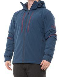Salomon Edge Ski Jacket - Blue