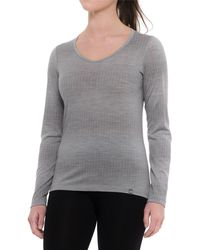 Icebreaker - Oasis Matrix Base Layer Top - Lyst