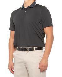 Mizuno High-performance Polo Shirt - Black
