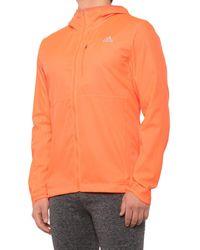 adidas Own The Run Jacket - Orange