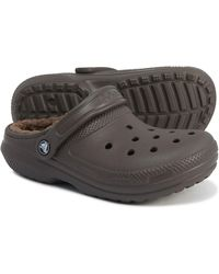 Crocs™ - Classic Lined Clogs - Lyst