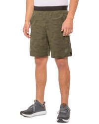 Asics Training Shorts - Green